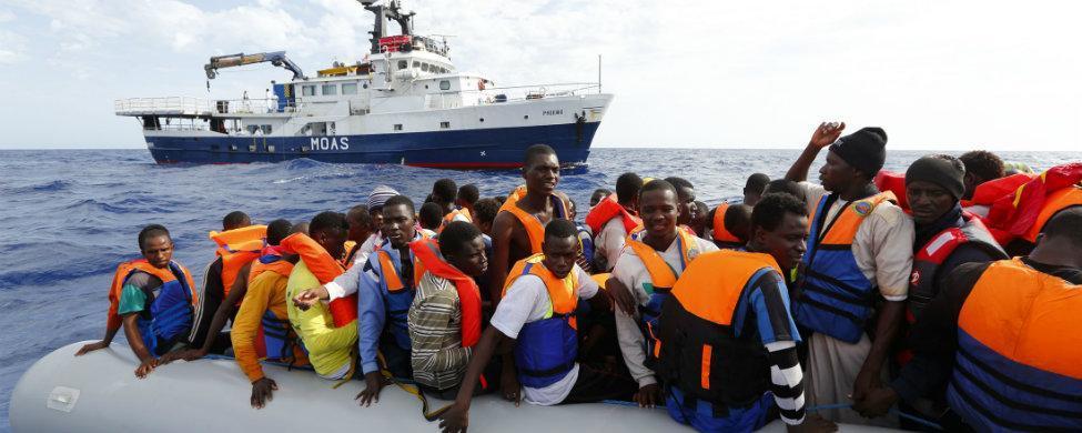 Resultado de imagen para inmigración en Europa