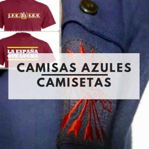 CAMISAS AZULES - CAMISETAS